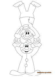 51115862 Shapeworksheetsclownactivity Payasos 1 Preschool