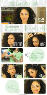 Second Day Curly Hairstyles 159 Best Images About Naturallycurly Curly Hair On Pinterest