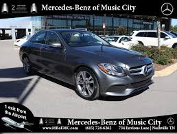 We are the top mercedes repair shop with friendly, fast and reliable service you can count on. Certified Pre Owned 2018 Mercedes Benz C Class C 300 Sedan In Nashville P311546 Mercedes Benz Of Music City