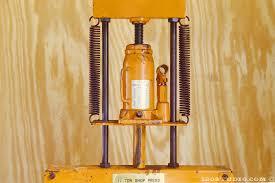 the hydraulic press a quick guide