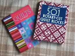 My Quilt Book Wish List | A Journey with Fibre & Two of the books in my Quilting Library Adamdwight.com