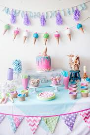 25 Unique Birthday Table Decorations Ideas On Pinterest Ba Decorative Tables  For Party