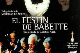 Resultado de imagen de el festin de babette