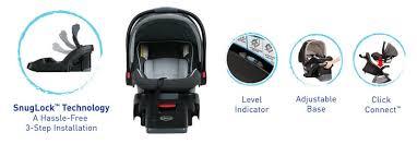 free graco snugride snuglock car seat