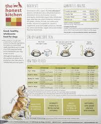 The Honest Kitchen Embark GrainFree Dehydrated Dog Food Lb - Honest kitchen dog food