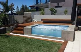 above ground pool decks and designs freshome com