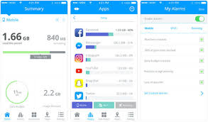 Cellular Mobile Data Usage Tracking Apps Of 2019 Track