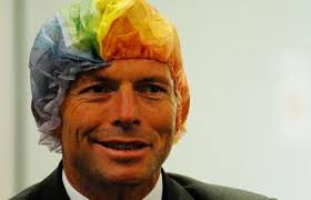 Image result for Images of a Christ like Tony Abbott