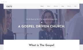 Web Designs For Churches Solasites Websites For Churches