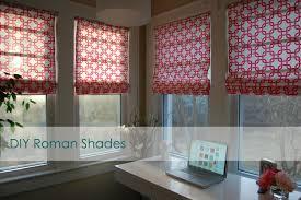 Roman Shades Pattern