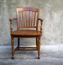 Details About Vintage Industrial Age Wood Filing Cabinet Module 33