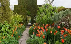 how to plant garden. the glorious borders at great dixter how to plant garden