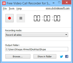 How To Record A Skype Video Call Record Skype Voice Video And Screenshare Calls In Windows