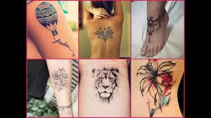 50 Cute Tattoo Designs For Girls Inspirational Tattoo Ideas For Women