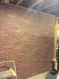 brick wall paneling faux brick wall panels
