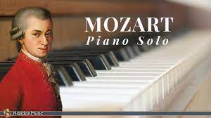 Mozart - Piano Solo - YouTube