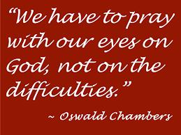 verses on prayer
