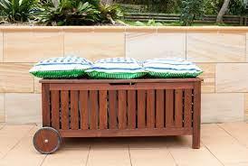 ikea garden storage outdoor storage boxes