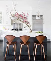 counter height chairs for kitchen island navy wood and grey kitchen designed by grant k gibson