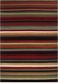 solidstriped swing 539x839 rectangle multi color area rug velvet multicolor striped rug