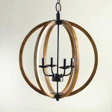 attractive wooden orb light fixture round wood chandelier with design 7 rustic australia rustic wood chandelier