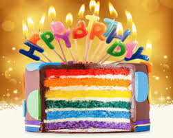 Animated Bday Cake Gifs Tenor