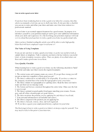 How To Write A Good Cover Letter For A Resume How To Write A Good Letter Hvac Cover Letter Sample Hvac Cover 45