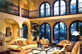 style living room decorating ideas designs tuscan curtains