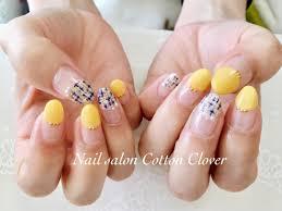 Nail Salon Cotton Cloverさんのネイルデザイン フレンチネイル