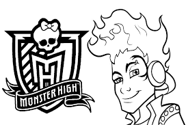 Small Picture Monster High is about some monster dolls going to school