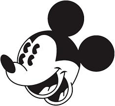 こんだけ改変されてもミッキーとわかってしまうほどのミッキーマウスの