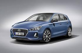 Hyundai I30 Designer New Hyundai I30 The Koreans Go All Euro For New Golf Rival