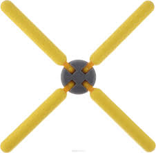 "<b>Подставка под горячее</b> ""<b>Mayer</b> & Boch"", цвет: желтый, 22 см ..."