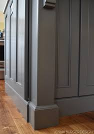 enchanting how to install crown molding on kitchen cabinets