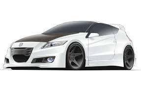 Honda CR-Z Reviews - Honda CR-Z Price, Photos, and Specs - Car and ...