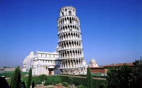 Leaning Tower Of Pisa Architecture Wallpaper Hd Wallpapers