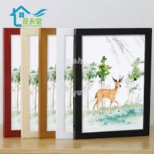 solid wood wall hanging picture frame wooden furniture decoration for in kajang selangor
