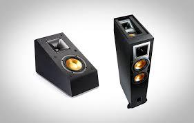 klipsch surround sound speakers. build your dream dolby atmos setup with klipsch\u0027s new r-26fa and r-14sa speakers klipsch surround sound