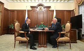 Ростеха» рассказал Путину, кто содержит <b>тульский</b> «<b>Арсенал</b>»