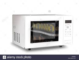 Modern Microwave modern microwave oven white presented on a white background 4203 by guidejewelry.us