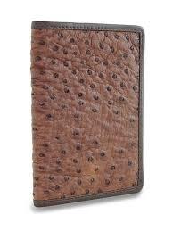 <b>Оригинальная обложка на паспорт</b> из настоящей страусиной ...