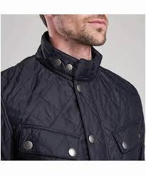 Barbour UK | Best Mens Barbour International Ariel Quilted Jacket ... & More Views Adamdwight.com