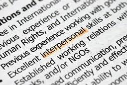 interpersonal savvy communication skills vs interpersonal skills