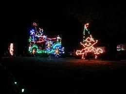 Vasona Holiday Lights Seven Trees Jingle Bus To Vasona Park Branch Seven Trees