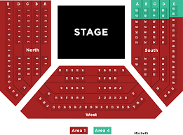 Portland Armory Seating Chart Seat Maps Portland Center Stage At The Armory