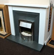 grey slate splayed fireplace nottingham