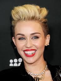 Tijd Om Geïnspireerd Te Raken Door Miley Cyrus En Haar Extreme