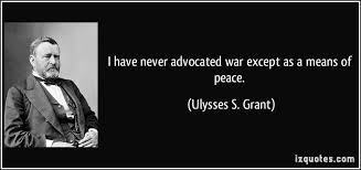 Ulysses S Grant Quotes Gorgeous ULYSSES S GRANT QUOTES CIVIL WAR Buzzquotes History