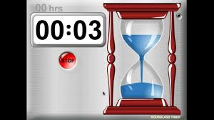 3 minute timer for powerpoint timertools demo hourglass timer youtube