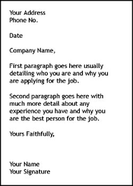 how to write a cover letter free cv sample included cover letter for job